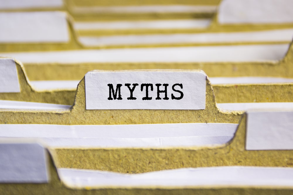 Myths around licensing content